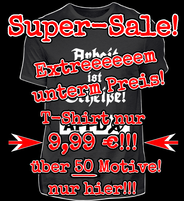 APPD T-Shirt Super-Sale!